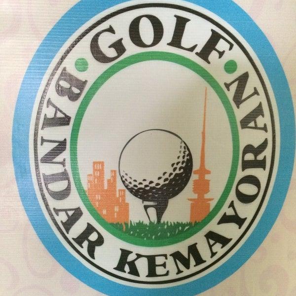 Padang Golf Kemayoran Jakarta Da Golf Sahasi Da Fotograflar