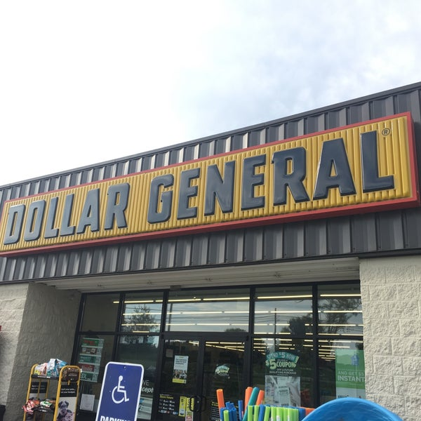 Photo taken at Dollar General by Donnie D. on 5/17/2017
