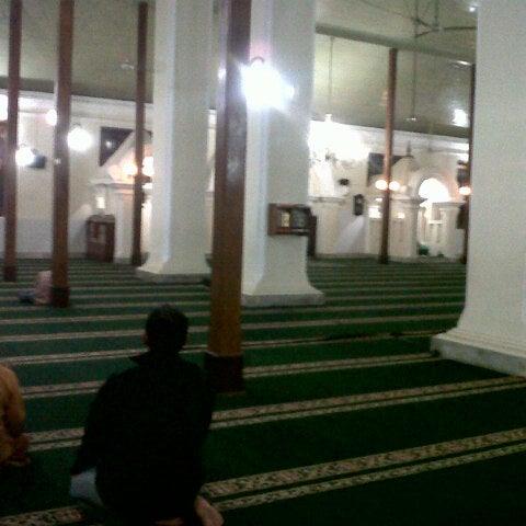 Photo taken at Masjid Jami' Kauman Pekalongan by prasetiyo w. on 2/5/2014