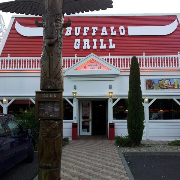 Buffalo grill issoire auvergne - Buffalo grill france locations ...