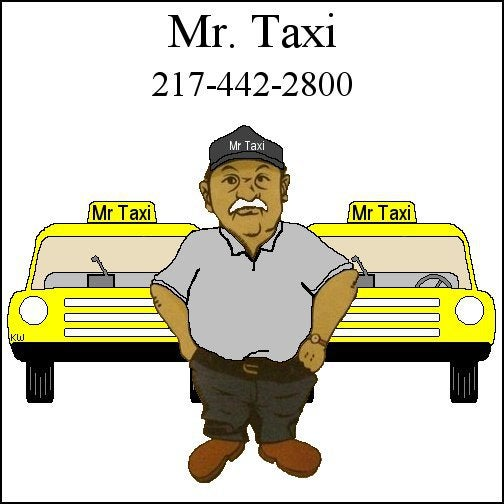 Mr taxi danville illinois