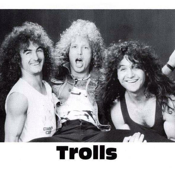 The original members of the Trolls will be performing TONIGHT at Good Times of Olean! Show starts at 9PM! Come see one of Buffalo's Music Hall of Fame bands rock the house! It's gonna be a GOOD TIME!