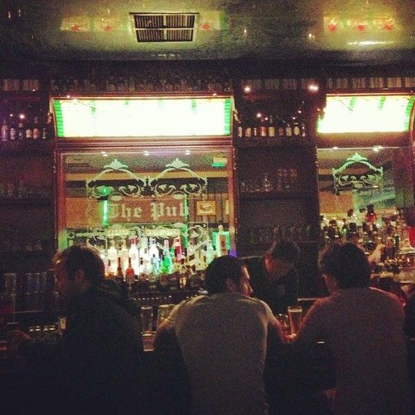 Photo taken at Dublin's Irish Pub by Ricky M. on 12/29/2012