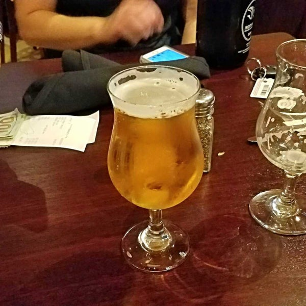 Photo taken at Iron Hill Brewery & Restaurant by Gerry D. on 8/26/2017