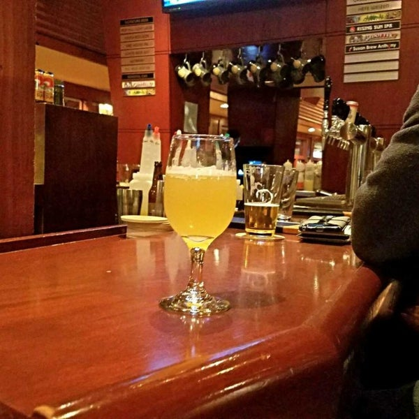 Photo taken at Iron Hill Brewery & Restaurant by Gerry D. on 4/23/2017