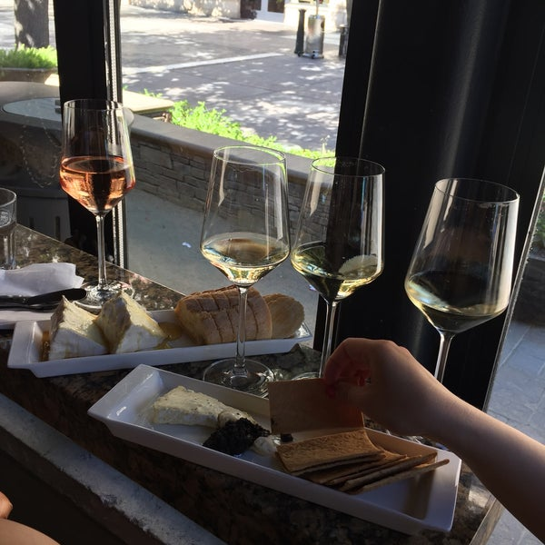 Photo taken at Village California Bistro & Wine Bar by jansen c. on 6/18/2017