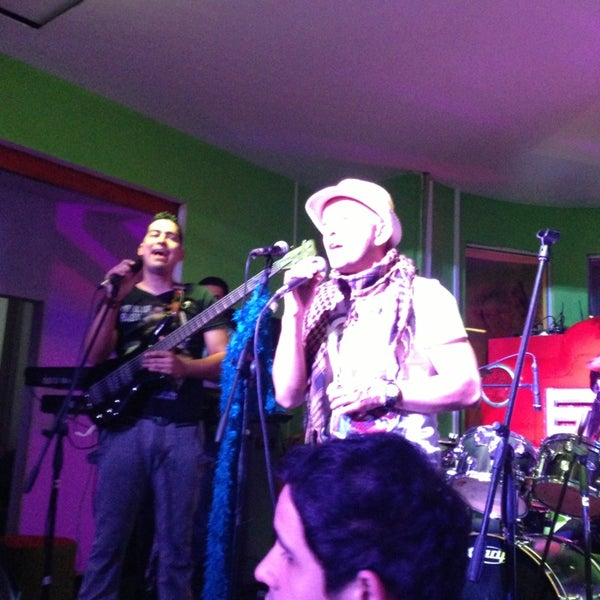 Photo taken at Barrio Granada by John G. on 7/20/2013