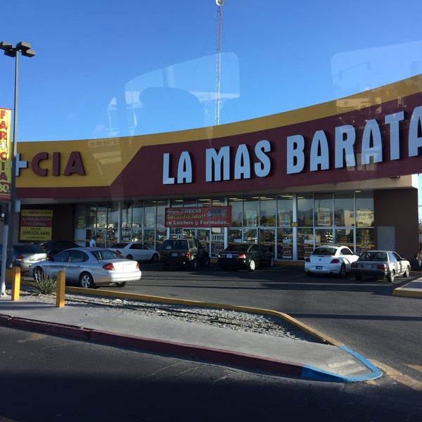 Farmacia La Más Barata - Mexicali, Baja California