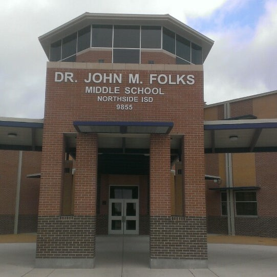 Photo taken at Dr. Folks Middle School by Nick M. on 8/5