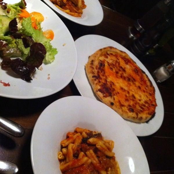 Italian Restaurant Rip Off