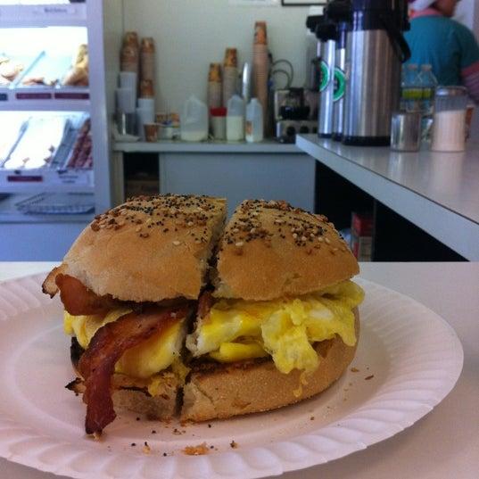 Photo taken at Peter Pan Donut & Pastry Shop by SkeeterNYC on 12/12/2012
