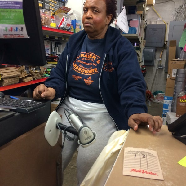 Photo taken at Fragers Hardware by Armie on 4/14/2016