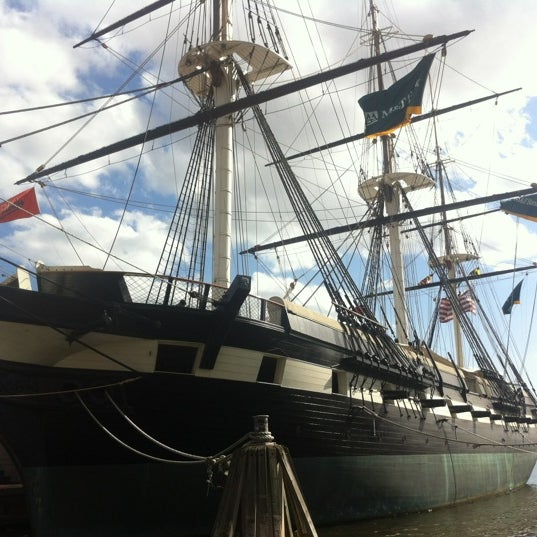 Photo taken at USS Constellation by Armie on 10/20/2012