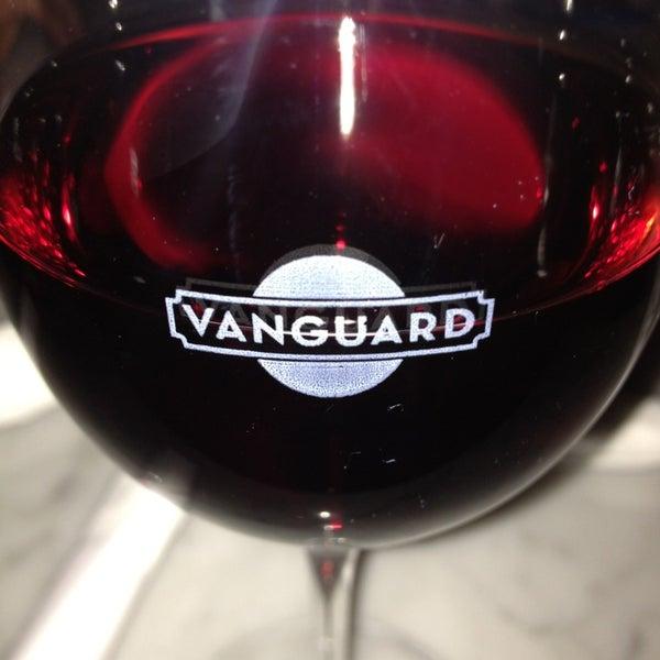Photo taken at Vanguard Wine Bar by Jenna T. on 2/7/2013