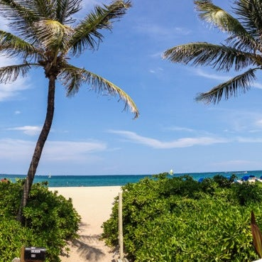 Das Foto wurde bei Marriott Pompano Resort and Spa von Carlos M. am 6/7/2014 aufgenommen