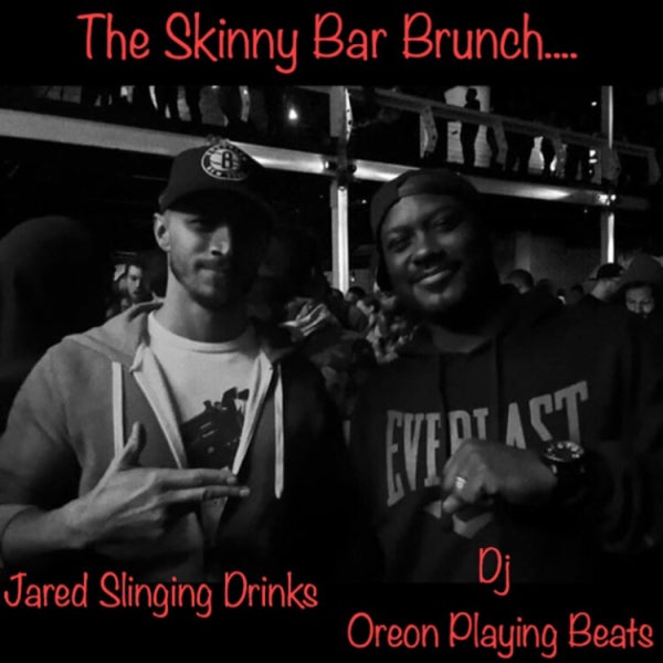 Photo taken at The SKINnY Bar & Lounge by OREON on 5/7/2017