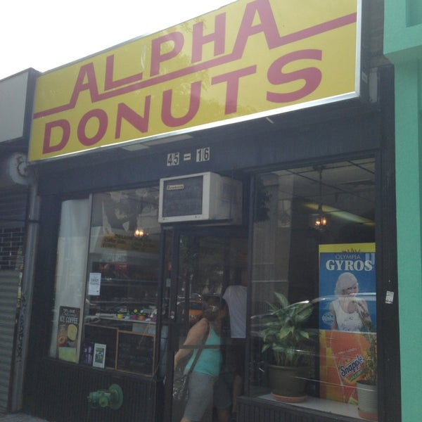 Photo taken at Alpha Donuts by Ben E. on 7/21/2013