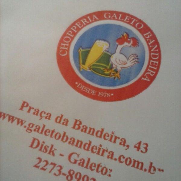 9/24/2014에 Rodrigo X.님이 Chopperia Galeto Bandeira에서 찍은 사진