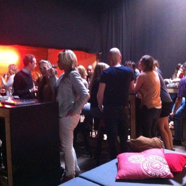 Photo taken at SBS Belgium by Katrien V. on 9/11/2014