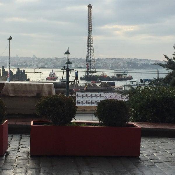 2/6/2017 tarihinde Bülent B.ziyaretçi tarafından Setup'de çekilen fotoğraf