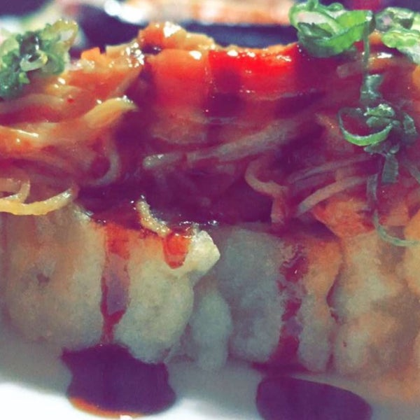 Photo taken at Feng Japanese Steak, Hibachi & Sushi House by Elista B. on 1/2/2016