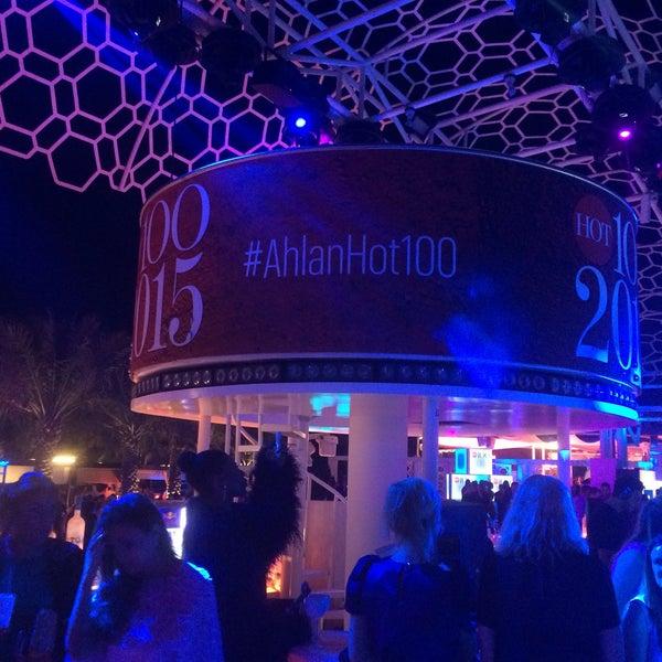 3/15/2015 tarihinde Tehzeeb A.ziyaretçi tarafından Rixos The Palm Dubai'de çekilen fotoğraf