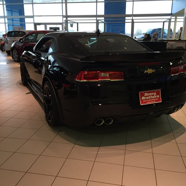 deery brothers chevrolet inc auto dealership. Cars Review. Best American Auto & Cars Review