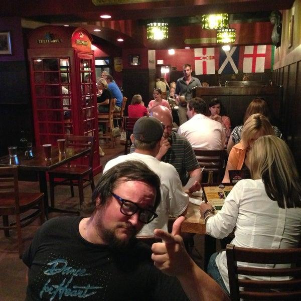 Photo taken at Jug And Kilt Irish Pub by Mia R. on 8/25/2013