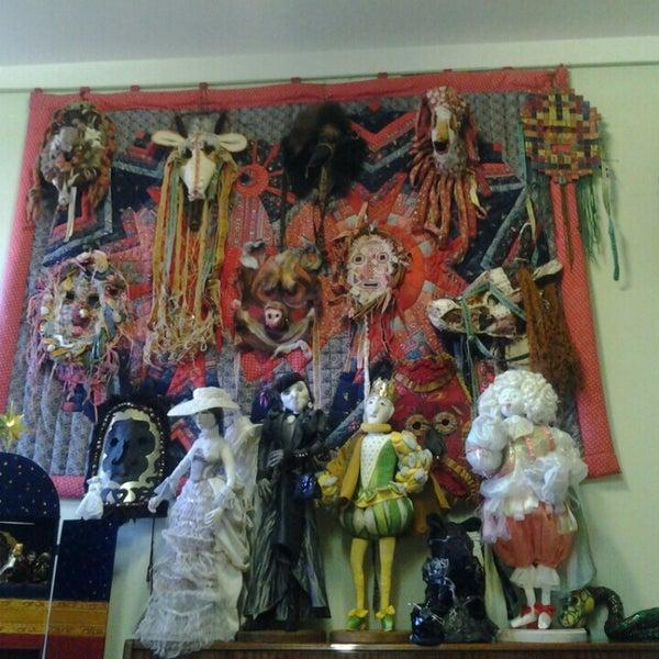 Снимок сделан в Музей кукол пользователем Roman 9/12/2015