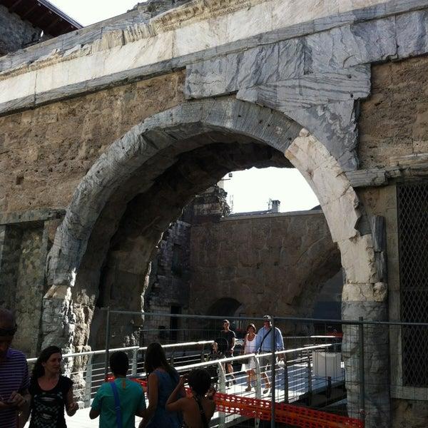 Porta pretoria sito storico for Sito storico