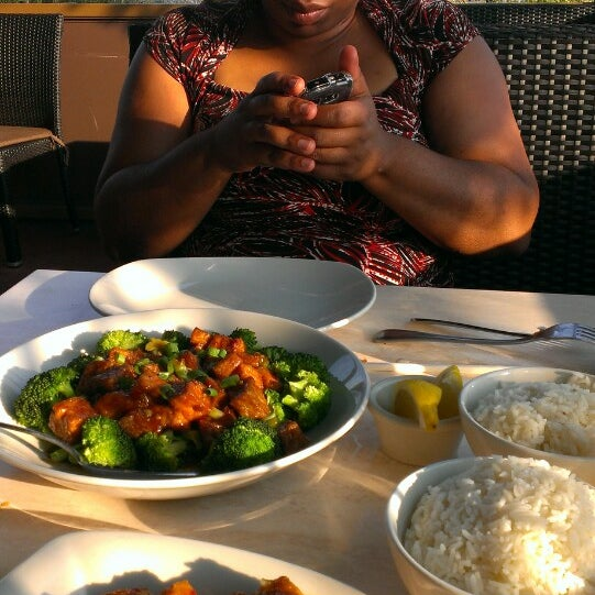 Photo taken at P.F. Chang's by Reginald O. on 7/26/2013