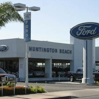 photos at huntington beach ford auto dealership. Black Bedroom Furniture Sets. Home Design Ideas