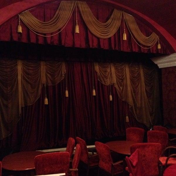 Снимок сделан в Театр-кабаре на Коломенской/ The Private Theatre and Cabaret пользователем Gary_Nine 8/16/2014
