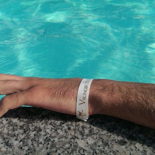 8/25/2013 tarihinde Emin Ş.ziyaretçi tarafından Vikingen Infinity Resort Hotel & Spa'de çekilen fotoğraf