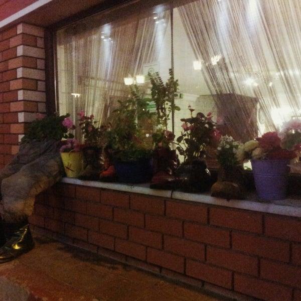 11/12/2013 tarihinde Аня Т.ziyaretçi tarafından Angel's Home Hotel'de çekilen fotoğraf