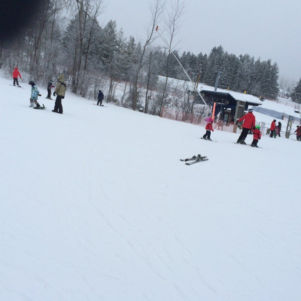 Photo taken at Chicopee Ski & Summer Resort by Rebecca H. on 2/8/2015