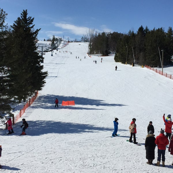 Photo taken at Chicopee Ski & Summer Resort by Rebecca H. on 3/8/2015