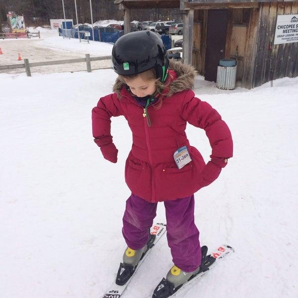 1/31/2014にRebecca H.がChicopee Ski & Summer Resortで撮った写真