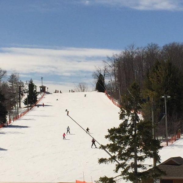 Photo taken at Chicopee Ski & Summer Resort by Rebecca H. on 3/18/2015