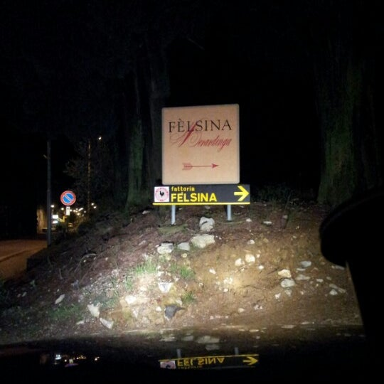 Photo taken at Felsina S.P.A. by Peter J B. on 11/1/2012