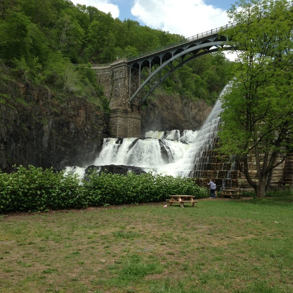 Photo taken at Croton Gorge Park by André L. on 5/12/2013