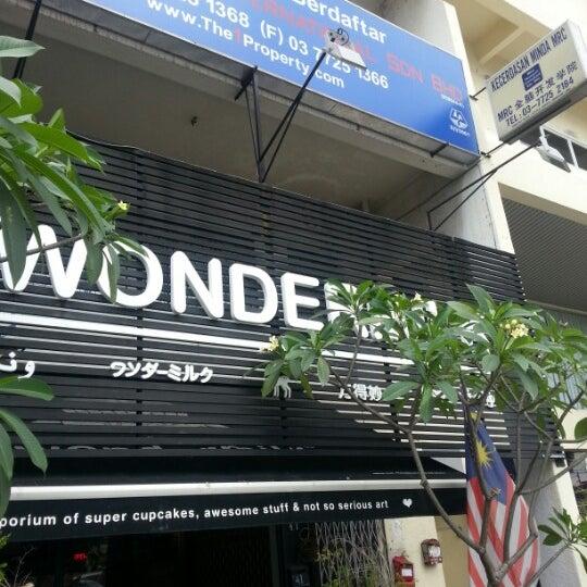 Photo taken at +Wondermilk by Muhammad A. on 2/11/2013