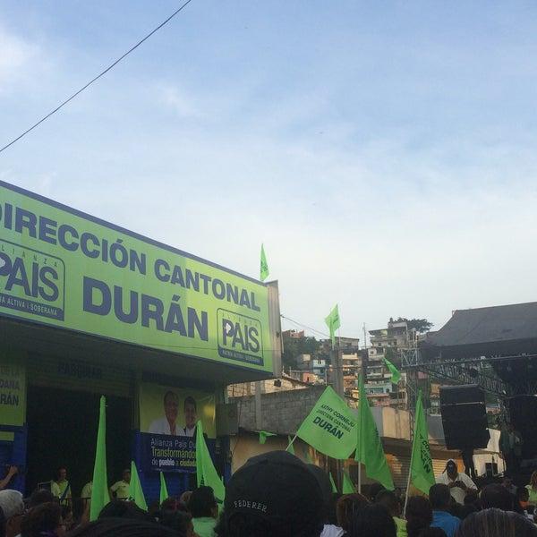 Photo taken at Durán by Lu R. on 4/18/2015