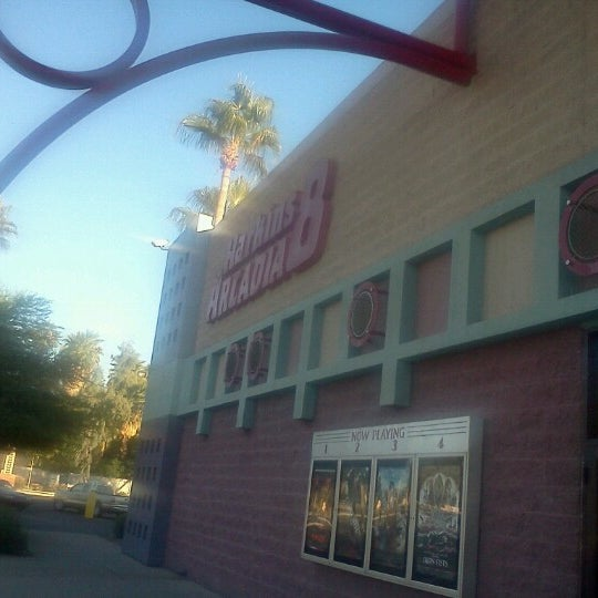 Photo taken at Harkins Theatres Arcadia 8 by Juan B. on 11/4/2012