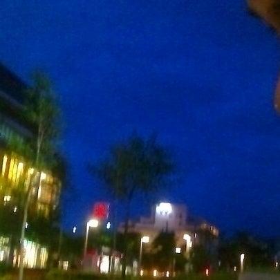 Photo taken at Bonifacio High Playground by ch4dwick on 9/29/2012