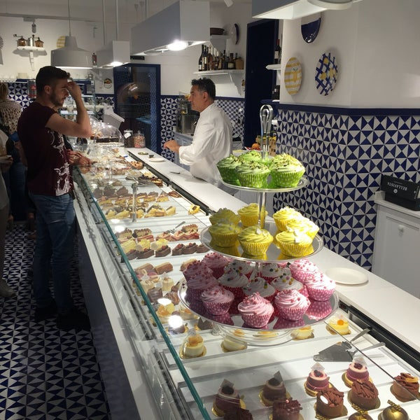 Photo taken at Pasticceria De Riso by Daniel F. on 7/1/2016