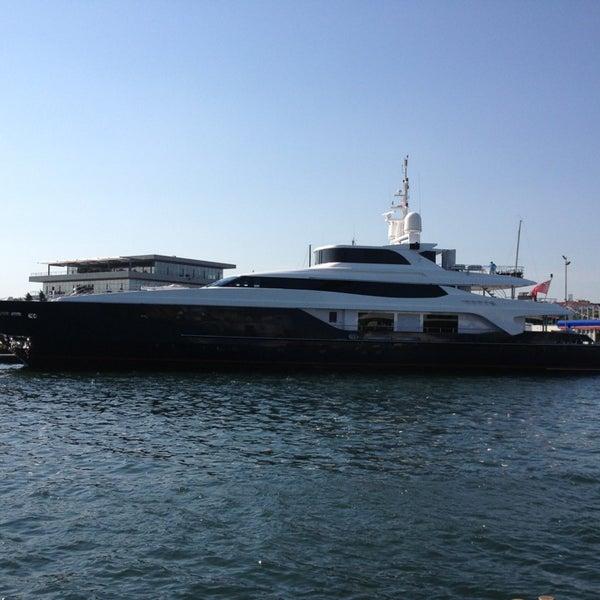 7/9/2013 tarihinde Ma T.ziyaretçi tarafından Ataköy Marina'de çekilen fotoğraf