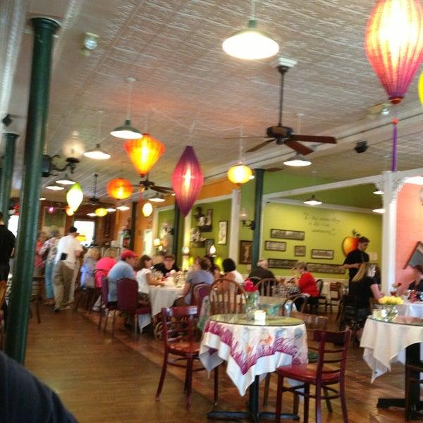 Brick Street Cafe Dessert Menu