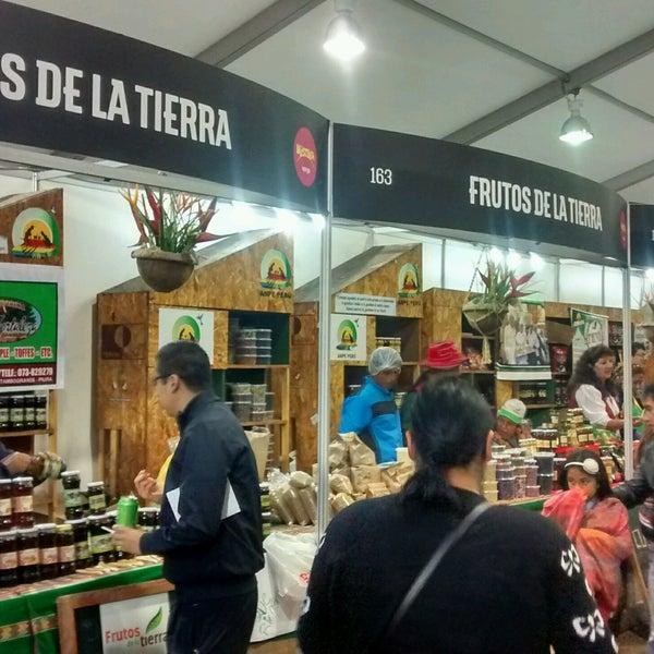 Photo taken at Mistura Perú by nicomar o. on 9/4/2016