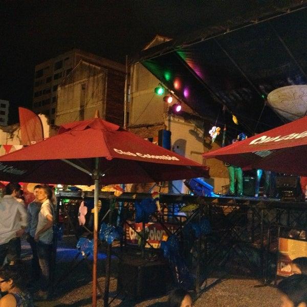 Photo taken at Barrio Granada by Juan Camilo B. on 8/4/2013
